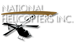 National Helicopters Logo